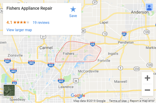 Appliance Repair Fishers, IN | (317) 893-3778 | Same-Day